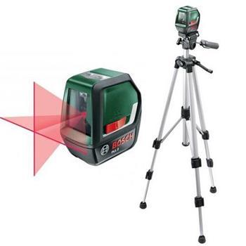 Laser Bosch PLL2 Set