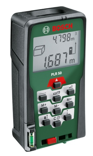 Měřič laserový Bosch PLR 50