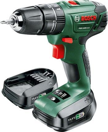 Bosch PSB 1440 LI-2; 3165140761628