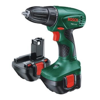 Bosch PSR 1-12, 2 aku; 3165140636636