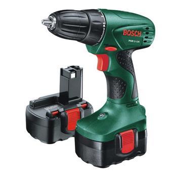 Bosch PSR 1-14, 2 aku; 3165140636643