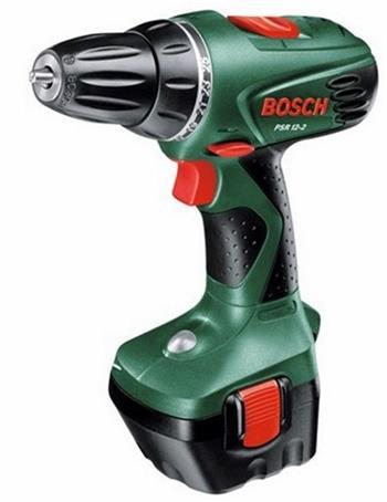 Aku vrtačka Bosch PSR 12; 3165140377072