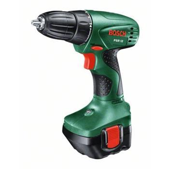 Aku vrtačka Bosch PSR 12-2, 2 aku; 3165140404754
