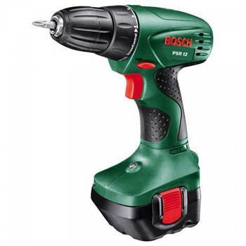 Bosch PSR 12, 2 aku; 3165140377089