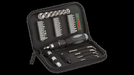Sada nářadí Bosch 38 dílná; 2607019506