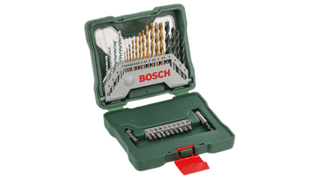 Sada nářadí Bosch 30 dílná X-Line titan; 3165140379472