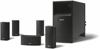 BOSE Acoustimass® 10 V BLACK - reproduktory; B 720962-2100