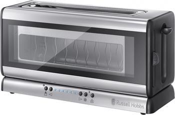 Russell Hobbs 21310-56 - Clarity sklenený topinkovač