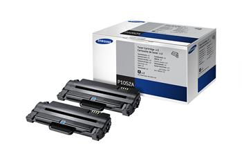 Samsung MLT-P1052A/ELS - Black Toner / Drum High Yield Twin Pack, 5000 str.; MLT-P1052A/ELS