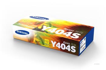 Samsung CLT-Y404S/ELS - Yellow Toner, 1000 str.; CLT-Y404S/ELS