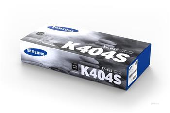 Samsung CLT-K404S/ELS - Black Toner, 1500 str.; CLT-K404S/ELS