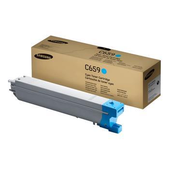 Samsung CLT-C659S/ELS - Cyan Toner, 20000 str.; CLT-C659S/ELS
