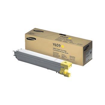 Samsung CLT-Y659S/ELS - Yellow Toner, 20000 str.; CLT-Y659S/ELS