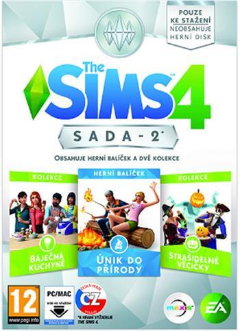 PC The Sims 4 Bundle Pack 2 - rozšíření