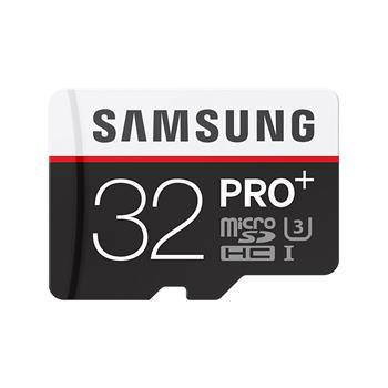 Samsung micro SDHC 32GB EVO PRO LUS class 10 ; MB-MD32DA/EU