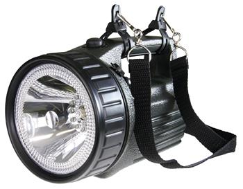 EMOS Nabíjecí svítilna halogenová + 12x LED 3810 *P2304; 1433010020