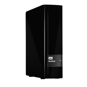 """WD My Book 6TB - externí, 3,5"""", USB 3.0, černý"""