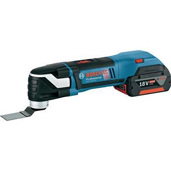 BOSCH GOP 18 V-EC Professional - Akumulátorový Multi-Cutter