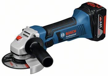 BOSCH GWS 18-125 V-LI Professional - Akumulátorová úhlová bruska ; 060193A307