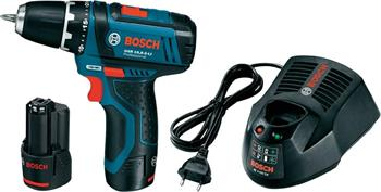 Bosch GSR 10,8-2-LI Professional (0601868107); 0601868107