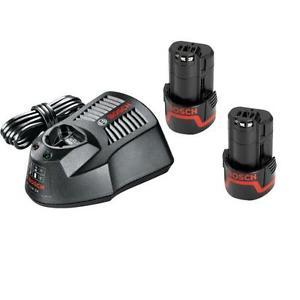 Akumulátor + nabíječka Bosch - GBA 10,8 V 2,5 Ah