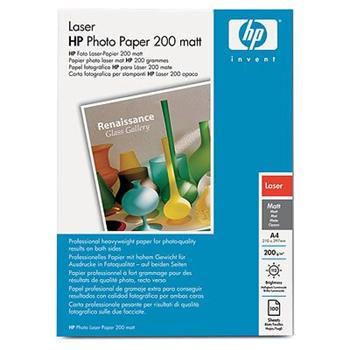 HP Q6550A Laser Photo Paper Matte