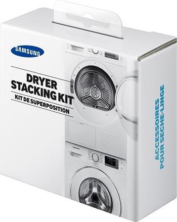 Samsung SKK DF - spojovací sada mezi Samsung sušičku DV8080F5E5HGW a pračky Samsung