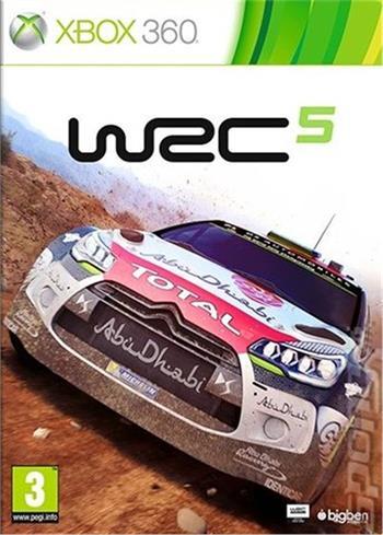 XONE WRC 5; 3499550344738