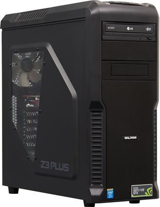 HAL3000 Prodigy / Intel i5-4460/ 8GB/ GTX 950/ 120GB SSD + 1TB/ DVD/ bez OS