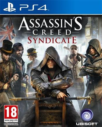 PS4 Assassin's Creed Syndicate: The Rooks Edition