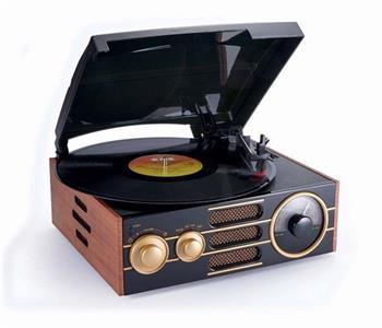Bigben TD101 gramofon; 8btd101