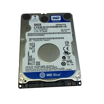 Western Digital Blue Mobile 500GB; WD5000LPCX
