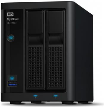 Western Digital My Cloud DL2100 4TB