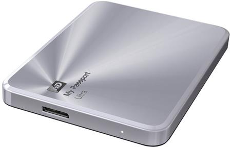 WD My Passport ULTRA METAL 1TB ; WDBTYH0010BSL-EESN