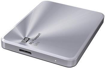 WD My Passport ULTRA METAL 2TB