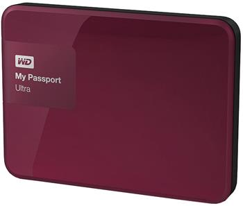 WD My Passport ULTRA 500GB ; WDBWWM5000ABY-EESN