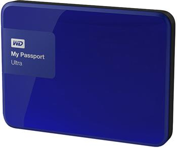 WD My Passport ULTRA 2TB