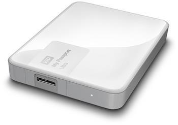 "Western Digital My Passport Ultra 2TB, 2,5"", WDBBKD0020BWT-EESNWD My Passport ULTRA 2TB Ext, 2,5"" USB3,0, Bílá; WDBBKD0020BWT-EESN"