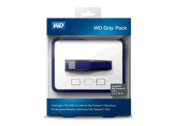 WD GRIP PICASSO 2TB+3TB BLUE-BLACK - Externí HDD