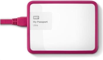 WD GRIP PICASSO 1TB POMEGRANATE - Externí HDD; WDBZBY0000NPM-EASN