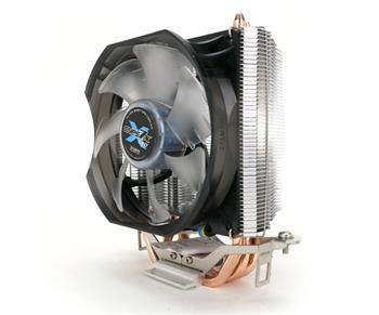 Chladič Zalman CNPS7X PLUS LED 92 mm Blue Fan PWM 3x heatpipe; CNPS7X LED+