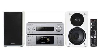 PIONEER P2-W - high mini system; P2-W