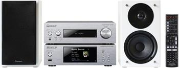 PIONEER P2DAB-W - high mini system