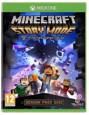 XONE Minecraft: Story Mode; 5060146462525