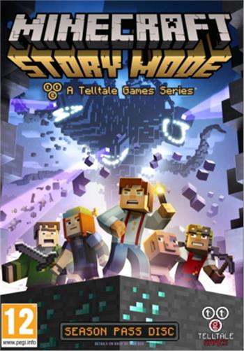 PC Minecraft: Story Mode
