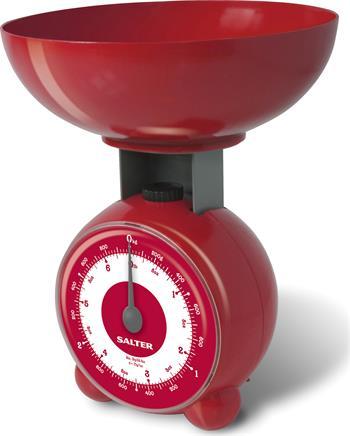 Salter 139 139RDDR - Mechanická kuchyňská váha