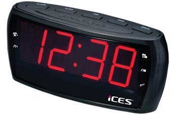 ICES ICR-230-1 - radio budík Lenco; licr2301