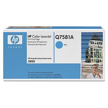HP Q7581A; Q7581A