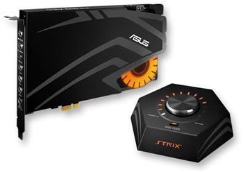 ASUS Strix Raid DLX - zvuková karta, PCIe 7.1