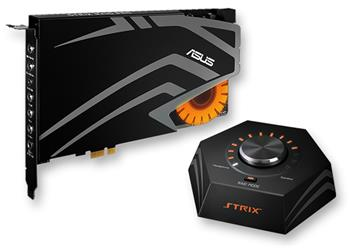 ASUS Strix Raid Pro - zvuková karta, PCIe 7.1